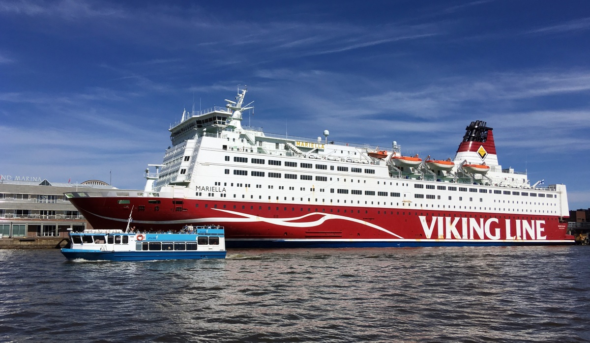 MS Viking Mariella